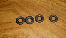 """BARCLAY/MANOIL 4  3/4 """" FIT 7/16"""">1/2 BLK. RUBBER TIRES  SEE ALL TIRES IN STORE"""