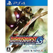 Dariusburst Chronicle Saviours SONY PS4 JAPANESE NEW JAPANZON