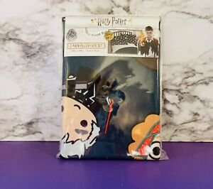 Harry Potter Pillowcases Set Of Two New