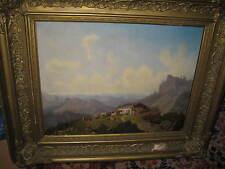 MARR Joseph L., *1807 Sennerin an Almhütte im Gebirge