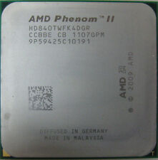 AMD Phenom II X4 840T HD840TWFK4DGR 2.9GHz 4-Core Socket AM2+/AM3 95W CPU