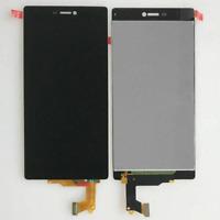 NUOVO VETRO DISPLAY LCD SCHERMO TOUCH SCREEN PER HUAWEI P8 NERO GRA-L09