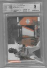 BARRY BONDS 2001 UPPER DECK GAME JERSEY PATCH BGS 9 MINT-GIANTS!!