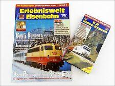 E.R Ortloff 23 Rhätische Bahn Rheingold Bw Ottbergen mit VHS Cass. Video-Express