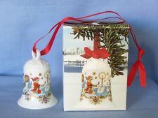 Hutschenreuther - Weihnachtsglocke 1983 - Glocke aus Porzellan - WIE NEU - OVP