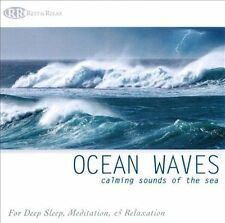NATURE SOUNDS 4 CD Set - Ocean Waves, Forest Sounds, Thunder, Nature Sounds with