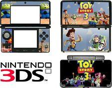 Nintendo 3ds N3ds Toy Story 3 Piel De Vinilo calcomanía adhesivo