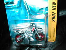 2007 New Models #11 WASTELANDER silver grey motorcycle