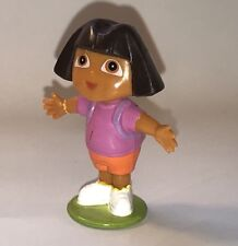 Nick Jr. Dora The Explorer Game House Piece Checkers Cake Topper Toy Figure