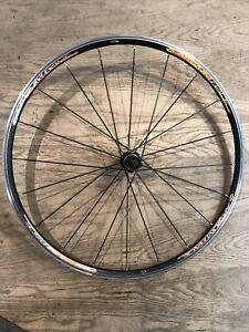Mavic Aksium Race Road Bike Rear Wheel 700c 130mm QR Clincher Black