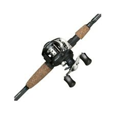 Shakespeare FISHING ROD COMBO and BAITCAST REEL Agility Low Profile Fish Set New