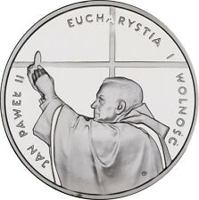 Poland / Polen - 10zl John Paul II - Eucharistic Congress in Wroclaw