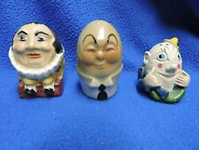Vintage Ceramic Egg Salt and Pepper Shakers Miscellaneous Lot