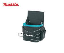 Genuine Makita Tool Belt Nail Screw Fixings Pouch Hammer Holster Holder P-71906