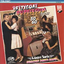 Günter Noris – Pettycoat And Bubblegum CD 1987