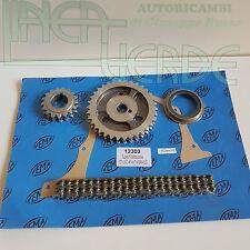 KIT CATENA DISTRIBUZIONE ANTIVIBRA PER 5882983 AUTOBIANCHI A112 - FIAT 127 - UNO