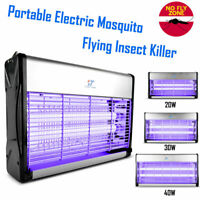 Home Indoor Electronic Mosquito Killer Insect Killer Fly Bug Zapper UV Trap Lamp