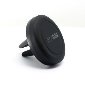 TechMatte MagGrip Air Vent Magnetic Universal Car Mount Holder (Black)