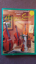 Artistry In Strings - Double Bass Middle Position Book 1