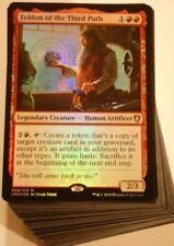 ***Custom Commander Deck*** Feldon of the Third Path MINT EDH Mtg Magic Cards