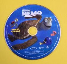 Bonus Extras Disc Disney Pixar Finding Nemo Blu-Ray Movie Not On Disc