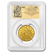 $10 Liberty Head Double Eagle BU PCGS (Random, Prospector Label) - SKU#153583