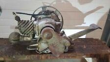 Vintage Maytag Hit Miss Engine Motor Kick Start Runs Good