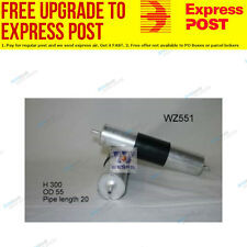 Wesfil Fuel Filter WZ551 fits BMW 3 Series 316 i (E36),318 i (E36),318 i (E46