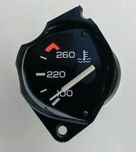 NEW 1982-1989 Chevy Camaro Iroc Z28 Temperature  Gauge 25034460B Bulk