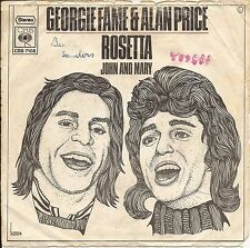Georgie Fame And Alan Price - Rosetta