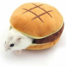 Bed Rat Hamster Hammock House Ferret Squirrel Solid Plush Refill Soft Nest Pad