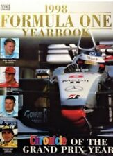 1998 Formula One Year Book By Dorling Kindersley The Grand Prix Year