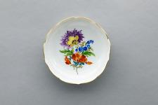 Porzellan Meissen Anbietschälchen 8 cm Deutsche Blume 3