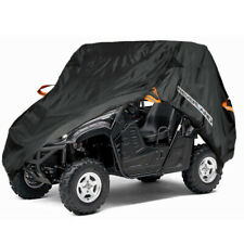 Utility Vehicle Storage Cover Side-by-Side For Yamaha Rhino 450 600 700 Fi Auto