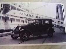 1929 ?   PONTIAC     11 X 17  PHOTO  PICTURE
