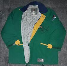 PDM Jacke Michael Schumacher Collection Dekra grün MS Größe M Benetton Premium D