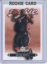 Dwyane Wade Rookie Card MVP #205 Upper Deck 2003/04 NBA Basketball Card RC
