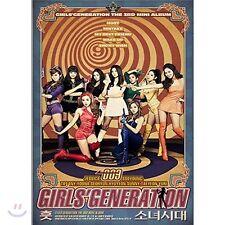 K-POP Girls Generation (SNSD) / [Hoot] 3rd Mini Album CD + Photobook Sealed