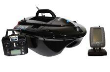 Cult Tackle Ranger Pro GPS Autopilot Baitboat LIPO With Colour Fish Finder