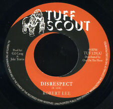 "Robert Lee - Disrespect NEW!!! Tuff Scout 129 7"""