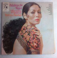 Trio Los Panchos Palabras de Mujer Vinyl  Record Caytronics CYS 1036 Tested  VG+