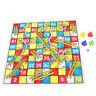 Snake Ladder Educational Kids Children Toys Family Interesting Board Game gi_cx