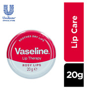 Vaseline Lip Therapy Rosy Lips Soothes Dry Lips 20g