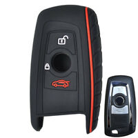 For BMW F10 F20 F30 E30 E34 E36 E39 Silicone Key Case Remote Fob Cover Shell