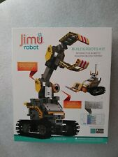 UBTECH Robot Builderbots Kit Interactive Robotic Building Block System Servo