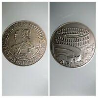 Ciudad Arles Medalla Nobilis IN Primis Dici Solet Ira Brida Leonis