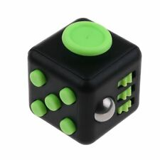 Fidget Cube Anxiety Stress Relief Focus 6-side Calm Funny Finger Toy Kids Gift