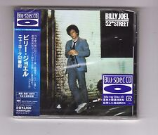 BILLY JOEL 52nd street Japon Blu-Spec CD Jewelcase CD SICP - 20033 SEALED NEW