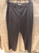 Miu Miu By Prada Dress Pants Black Size 40