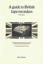 Guide to British taperecorders - histories of 120+ companies